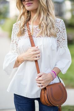 ChicWish Lace Top