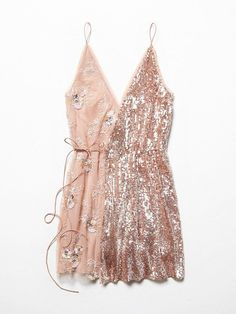 Free People Diamond Silk Wrap Dress