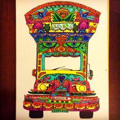 """Doodle Doo — Pakistani Truck Art. """"*Meyree Jaan Pakistan"""""""