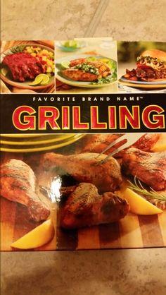 Brand name grilling cookbook