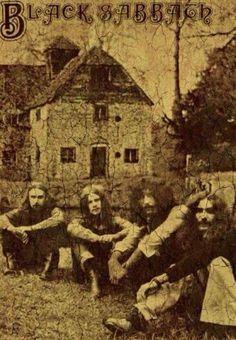Black Sabbath Heavy Metal Rock, Heavy Metal Bands, Ozzy Osbourne Black Sabbath, Black Sabbath Concert, Greys Anatomy Memes, Band Posters, Music Posters, Judas Priest, Rockn Roll