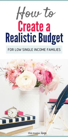How to Create a Realistic Budget for Single Income Families Ways To Save Money, Money Tips, Money Saving Tips, How To Make Money, Making A Budget, Create A Budget, Making Ideas, Living On A Budget, Frugal Living Tips