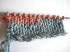 aha mama :): kötősuli - rövidített sor (short row), avagy belül tágasabb 1.rész