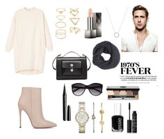 """""""Happy Birthday Ryan Gosling!"""" by surfernurd ❤ liked on Polyvore featuring Monki, Akira Black Label, Forever 21, Michael Kors, Burberry, Marc Jacobs, Frenchi, Balenciaga, Vince Camuto and FOSSIL"""