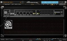 Ampeg® SVX / Legendary Bass Tones