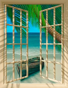 Artist David Miller's Official Website, Beach, Seascape and Window ...