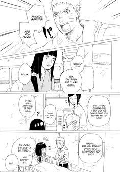 Naruto Hinata and boruto 1 by Mikayeel Naruto Comic, Anime Naruto, Naruto Und Hinata, Sakura And Sasuke, Naruto Pics, Naruhina Comics, Naruhina Doujinshi, Sasuhina, Boruto