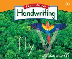 Zaner-Bloser Handwriting Grade 1: Student Edition