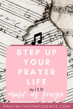 Learn 4 ways to pray with music here. Also learn the benefits of including music in your prayer life and how to draw closer to God because of it. What Is Prayer, Prayer For Peace, God Prayer, Prayer Quotes, Power Of Prayer, Daily Prayer, Prayer For My Children, Prayer For Family, Prayers For Strength