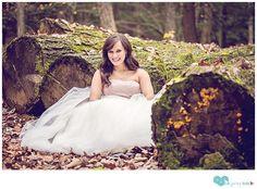 Bushkill Falls Trash the Dress