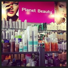 MilaniHair styling line spotted at @planet_beauty at Outlets at Orange...formerly The Block! #bighairdontcare #holditrightthere #noh20