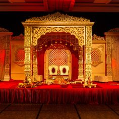 Wedding Photography - A beautiful yet charming collection of and sweet photo snaps. indoor wedding photography settings id 4785546426 pinned on 20190323 , Indian Wedding Stage, Wedding Stage Backdrop, Wedding Mandap, Temple Wedding, Wedding Backdrops, Indian Bridal, Wedding Ceremony, Reception, Used Wedding Decor