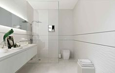 7 Apartment Design Ideas With Chic Bathroom And White Interior Apartment Decorating So, you want to get a bath and living room decor in your new apartment, but you don't know where to start. For the most part, apartment design is real. Bathroom Decor Pictures, Diy Bathroom Decor, White Bathroom, Bathroom Interior Design, Modern Bathroom, Small Bathroom, Bad Inspiration, Bathroom Inspiration, Minimalist Toilets