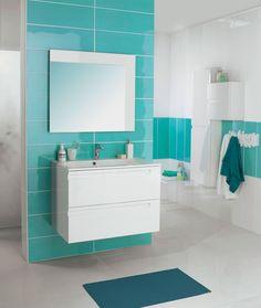 Salle de bain turquoise : Comment réussir sa déco ? | Pinterest ...