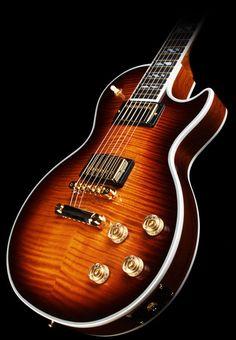 Easy, tiger!  Gibson Les Paul Supreme Electric Guitar Desert burst