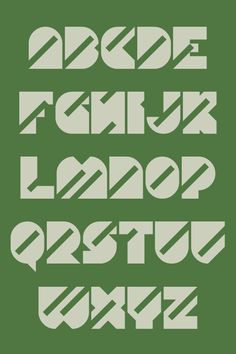 This font was developed using the online application www.fontstruct.com