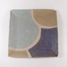 沖澤真紀子(MACARON)|各絵皿(ブルー) - 和食器(陶器・磁器)とおしゃれ雑貨の通販サイト|トリノワ
