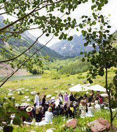 Aspen Wedding Guide to Maroon Bells Weddings