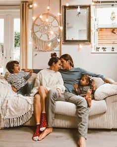 House full of germs but oh boy do I love all the snuggles that come with it. I loved these two days at home with my little family,… We Are Family, Cute Family, Baby Family, Home And Family, Family Matters, Family Goals, Children Photography, Family Photography, Lifestyle Photography