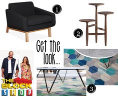 The Block Sky High | Trixie & Johnno's Week 8 Terrace reveals - get the look