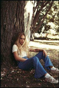 Anthropologie Jeans CURRENT ELLIOTT GIRL CRUSH WIDE LEG FLARE Boho Bell Bottoms #CurrentElliott #Flare