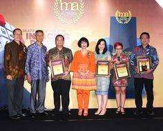 Yey! IMFI mendapatkan 4 penghargaan dari Indonesia Multifinance Award (IMA) 2016 pada Jumat, 26 Agustus 2016 lalu dengan kategori sebagai berikut: 1. The Big 6 Multifinance Indonesia - 2016 2. 2nd The Best Multifinance  - 2016 for Asset Rp 5T - Rp 10T 3. 3rd The Best of Good Corporate Governance 4. 3rd The Best of Finance   Semoga penghargaan ini dapat memotivasi kami untuk dapat terus meningkatkan kinerja dan kualitas sebagai perusahaan pembiayaan.