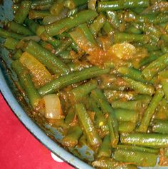 Pakistani Party Wear, Green Beans, Slow Cooker, Food And Drink, Lunch, Vegetables, Recipes, Indian, Everything