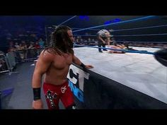 TNA Impact! Wrestling: TNA World Heavyweight Champion Eric Young defends his title against MVP: James Storm Vs. Mr. Anderson --  -- http://www.tvweb.com/shows/tna-impact-wrestling/season-11/tna-world-heavyweight-champion-eric-young-defends-his-title-against-mvp--james-storm-vs-mr-anderson
