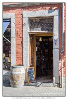 Weingeschäft #petermarbaise #tuxoche