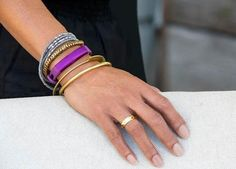 Super Chic Fitness Trackers That Don't Look Like an Alcohol Monitor  via @PureWow