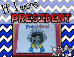 The Best of Teacher Entrepreneurs II: FREE President's Day Craft!