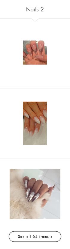 """Nails 2"" by danielle-kai ❤ liked on Polyvore featuring beauty products, nail care, nail treatments, nails, pictures, nails and nail polish, victoria's secret/ pink, nail polish, glossy nail polish and shiny nail polish"