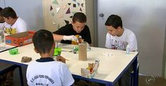 Escola pública ganha sala especial para alunos com QI acima da média