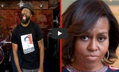 Watch: Michelle's Race-Baiting Shredded By Black Guy Who Gives Her A Must-See History Lesson