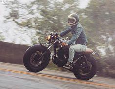 #caferacer ride discover #motomood