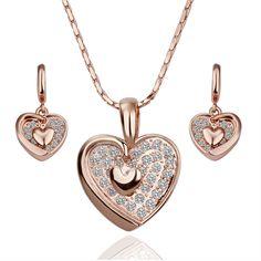 Free Shipping 18K GP Gold Plated Jewelry Set Fashion Nickel Free Tin Alloy Rhinestone Crystal Necklace Earring SMTPS143,   Engagement Rings,  US $13.10,   http://diamond.fashiongarments.biz/products/free-shipping-18k-gp-gold-plated-jewelry-set-fashion-nickel-free-tin-alloy-rhinestone-crystal-necklace-earring-smtps143/,  US $13.10, US $11.79  #Engagementring  http://diamond.fashiongarments.biz/  #weddingband #weddingjewelry #weddingring #diamondengagementring #925SterlingSilver #WhiteGold