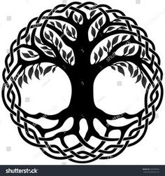 71 files SVG trees vector files files for laser engraving tree dxf roots svg family tree tree with roots tree silhouette tree vector Tree Of Life Images, Tree Of Life Artwork, Tree Art, Tree Images, Images Photos, Celtic Symbols, Celtic Art, Mayan Symbols, Egyptian Symbols