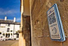 Augmented Reality lässt grüßen: Monmouth: Begehbare Wikipedia-Stadt setzt auf #QR-Codes t3n.de/news/monmouth-… via @yeebase_t3n #AR