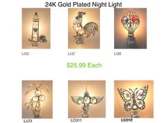 Home from Pure Oils 100 Pure Essential Oils, Pure Oils, Decorative Night Lights, Old Plates, Afraid Of The Dark, Austrian Crystal, Chrome Plating, Great Gifts, Pure Products
