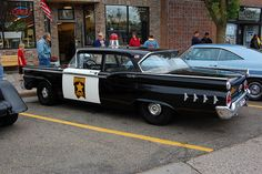 1950's Ford Fairlane Sheriff Patrol   Flickr - Photo Sharing