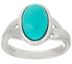 Mexican Turquoise Sterling Silver Ring
