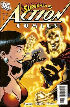 Action Comics #828 Superman DC comic book