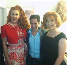 Onstage & Backstage: @CharlesBusch, @VarlaJean Merman and @MargaretCho in #PTown - @Playbilldotcom #nightlife #entertainment