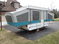 COLEMAN POP-UP TRAILER Estate sale from incredible Cumberland home – 1580 Stackhouse Court, Cumberland ON. Sale will take place Saturday, May 2nd 2015, from 8am to 4pm. The closest major intersection is Highway 174 & Old Montreal Road. Visit www.sellmystuffcanada.com to view photos of all available items and full sale description!