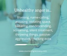 Learn how to stop letting your anger control your reactions. Catching unhealthy anger helps restore trust and improve communication. To get more FREE anger tips click the image!