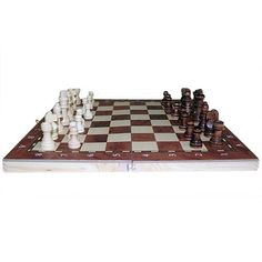 School Chess & Backgammon - W: 34 cm, D: 34 cm, H: cm; Folding chess set x x when in Chess, Backgammon, Draughts. Game pieces and 2 dices included. Backgammon Game, Game Pieces, Toy Sale, Paper Goods, Toys, Chess Boards, Products, Link, Board Games