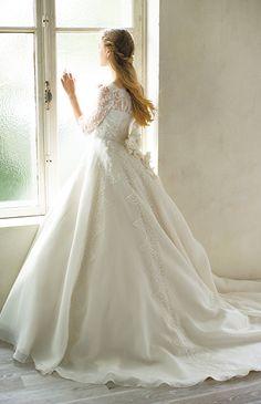 マイム No.45-0134 ウエディングドレス 結婚式