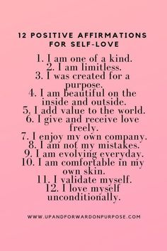 Here are affirmations for you to try. See which ones feel good to you and use them for ideas to create your own. Affirmations For Women, Positive Affirmations Quotes, Self Love Affirmations, Morning Affirmations, Law Of Attraction Affirmations, Affirmation Quotes, Quotes Positive, Affirmations For Happiness, Healing Affirmations