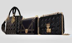 Borse Dior autunno inverno 2017 2018: Foto e Prezzi - https://www.beautydea.it/borse-dior/ - Dior lancia la nuova collezione di borse autunno inverno 2017 2018 e rinnova alcuni grandi classici della maison. Scopriamo il look della nuova donna Dior!