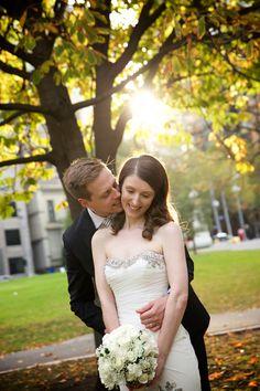 Treasury Gardens Melbourne Wedding
